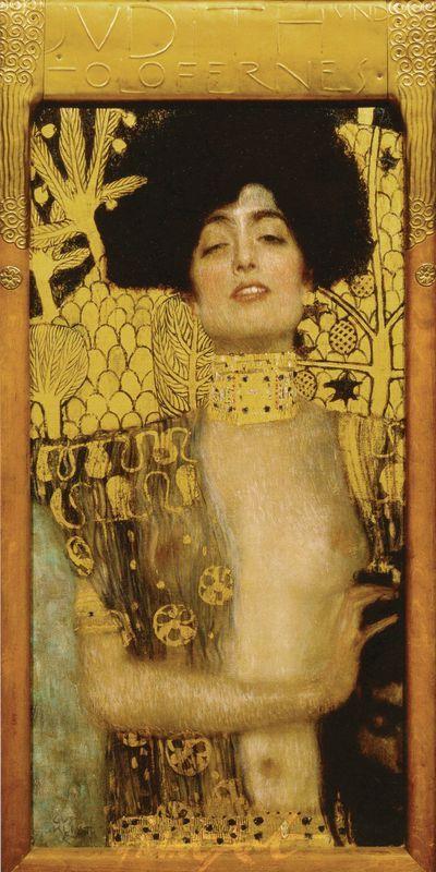 Judith 1 Klimt Gustav