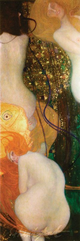 Goldfische Klimt Gustav