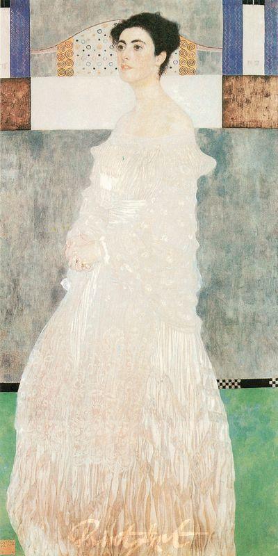 Bildnis Margaret Stonborough-Wittgenstein Klimt Gustav