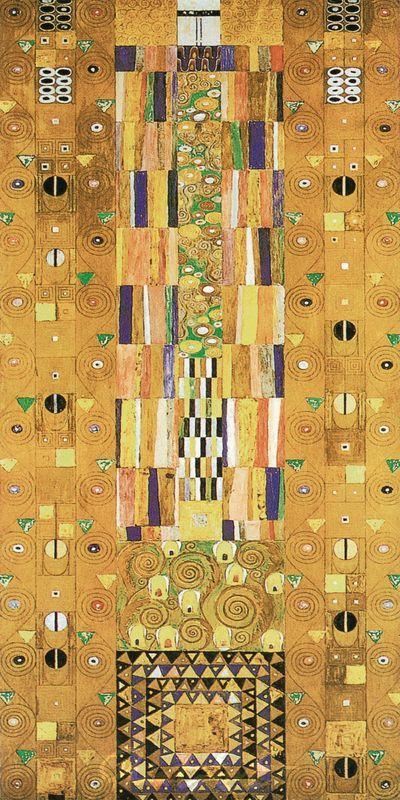 Der Stocletfries Klimt Gustav