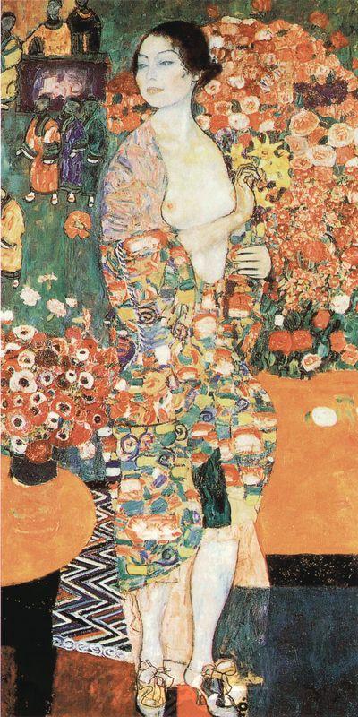 Die Tänzerin Klimt Gustav