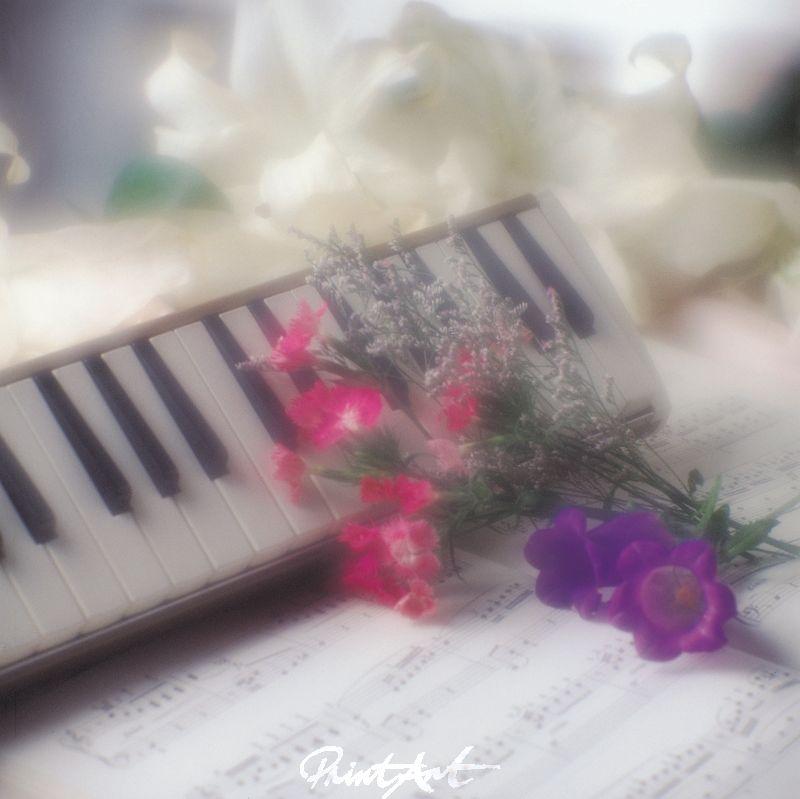 Keyboard Romantik Musikinstrumente