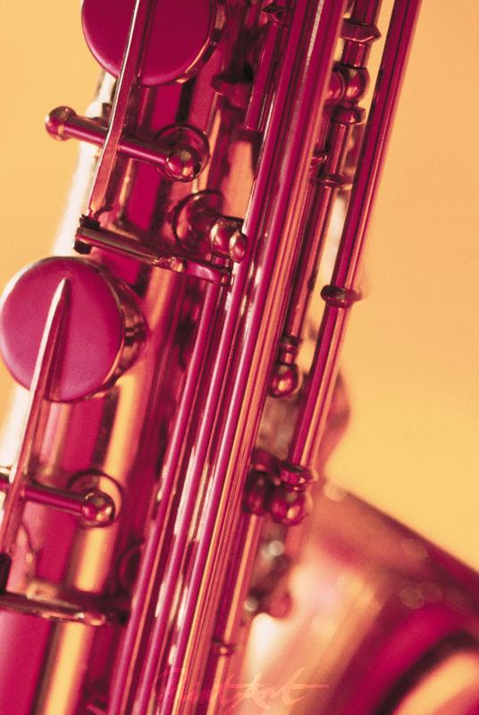 Saxophon Musikinstrumente