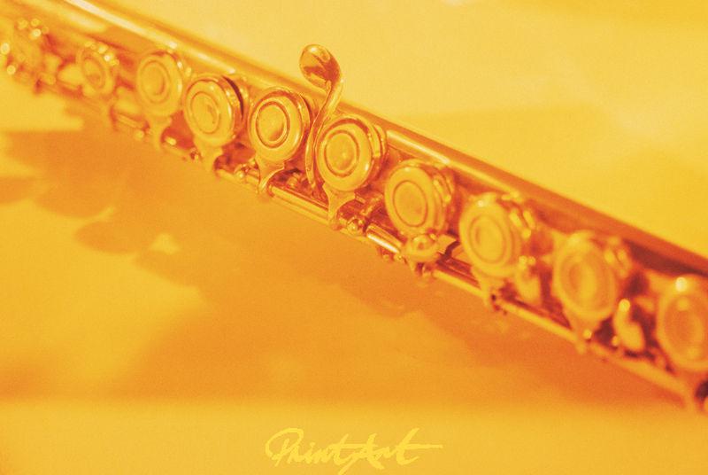 Querflöte Musikinstrumente