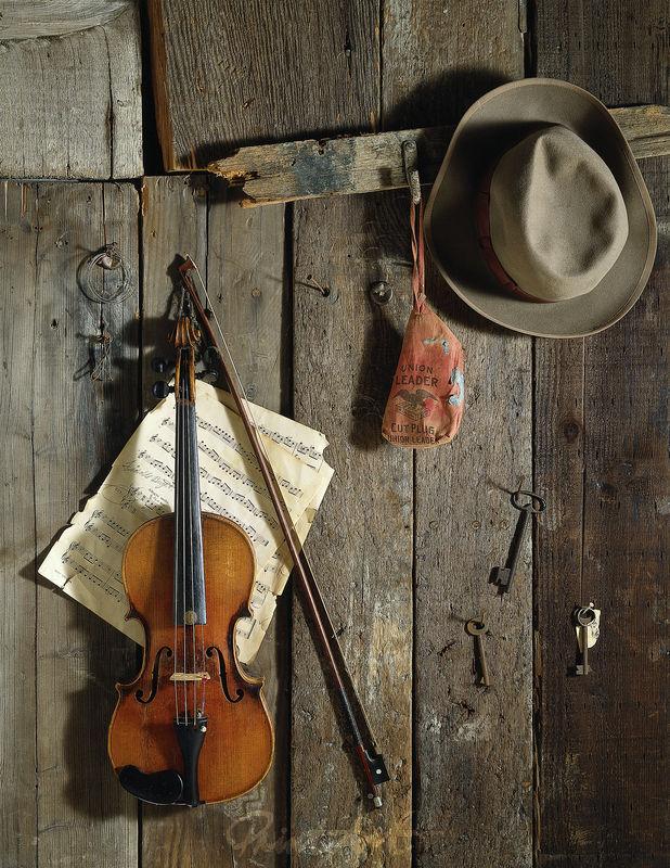 Geige Stilleben Musikinstrumente