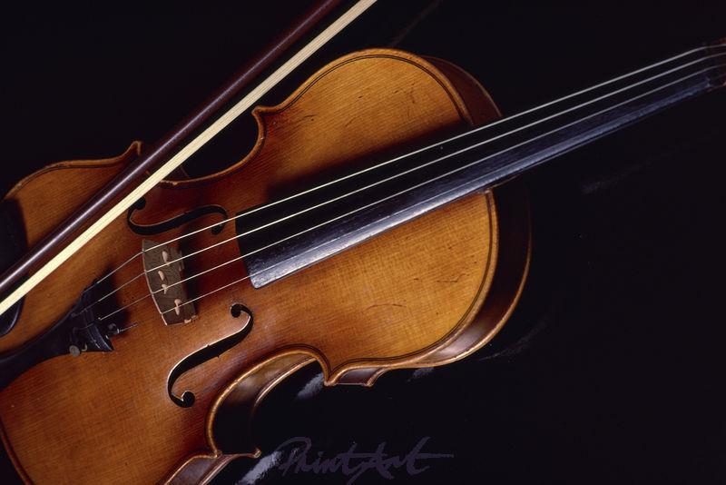 Geige Musikinstrumente