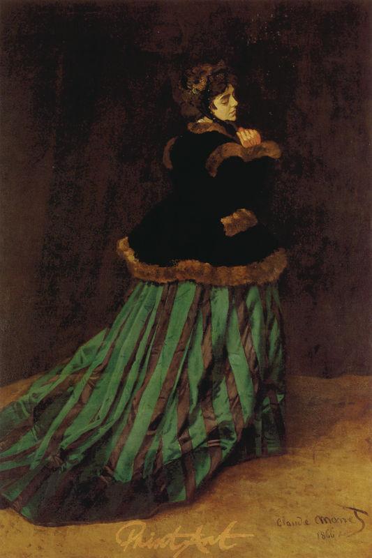Camille Monet Claude