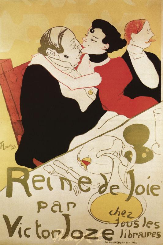Reine de Joie Lautrec Toulouse