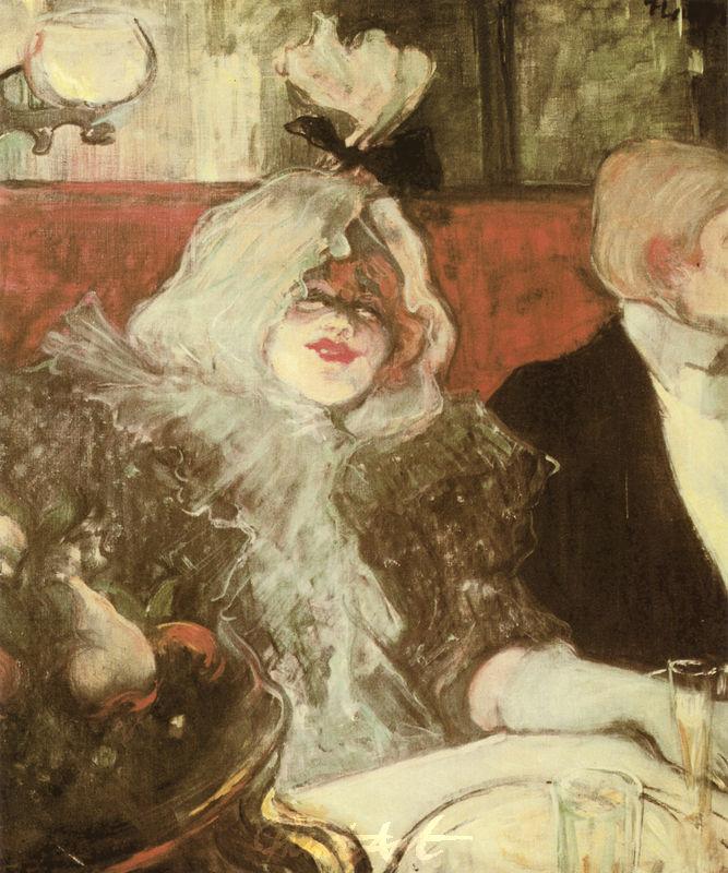 """Im """"Rat Mort"""" Lautrec Toulouse"""