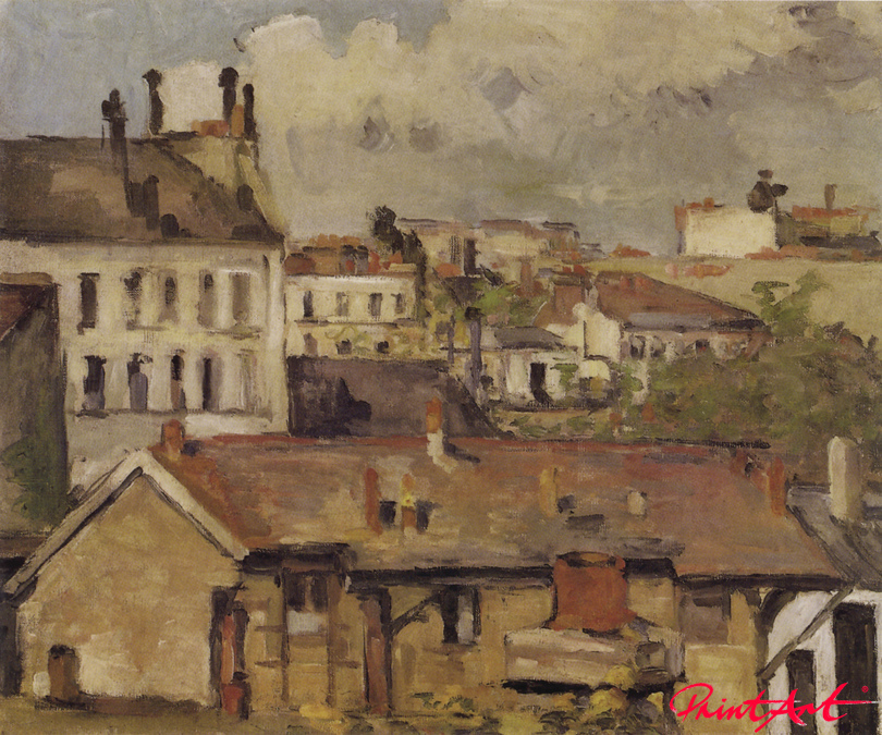 Dichter in Paris Cezanne Paul