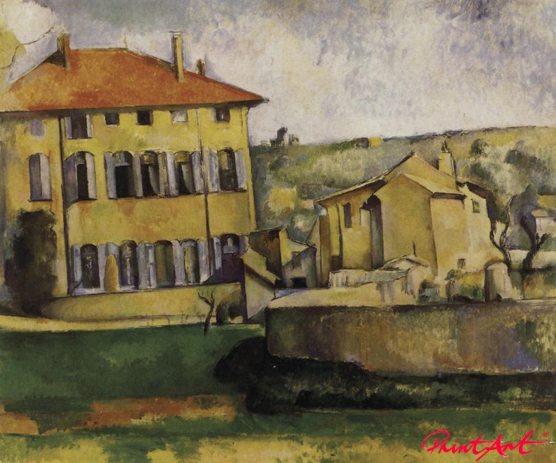 Jas de Bouffan Cezanne Paul