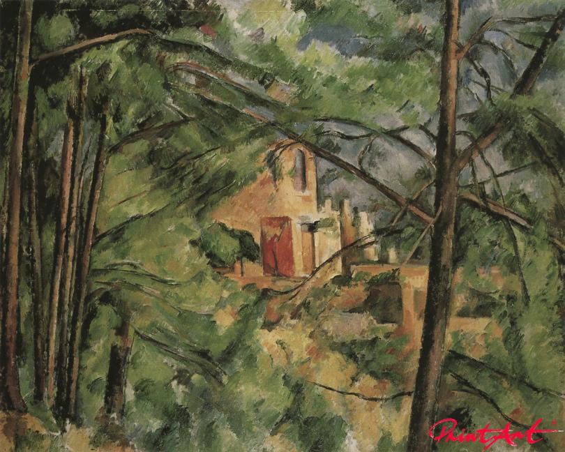 Château Noir Cezanne Paul