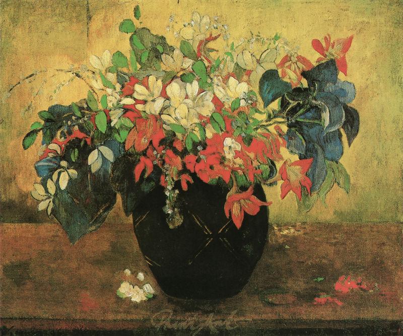 Blumenstrauss Gauguin Paul
