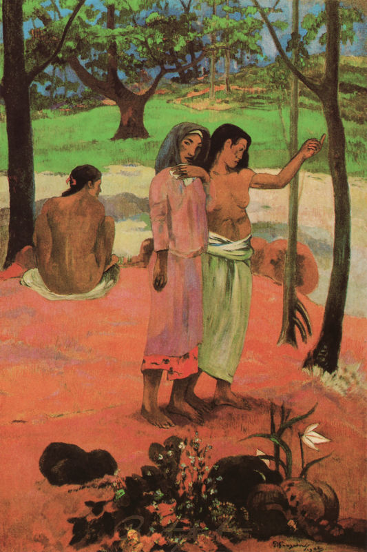 Der Ruf Gauguin Paul