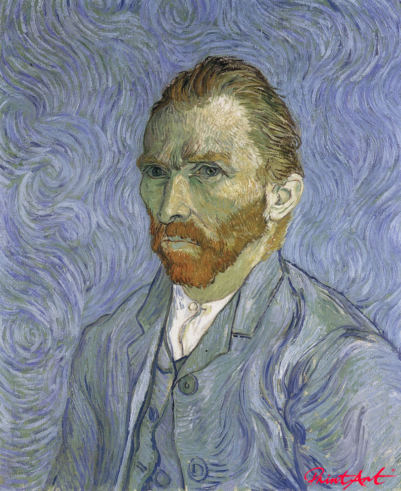 Selbstbildnis Van Gogh Vincent