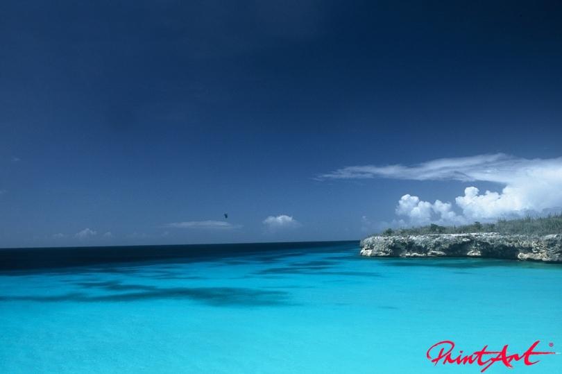 blaue Lagune Strände
