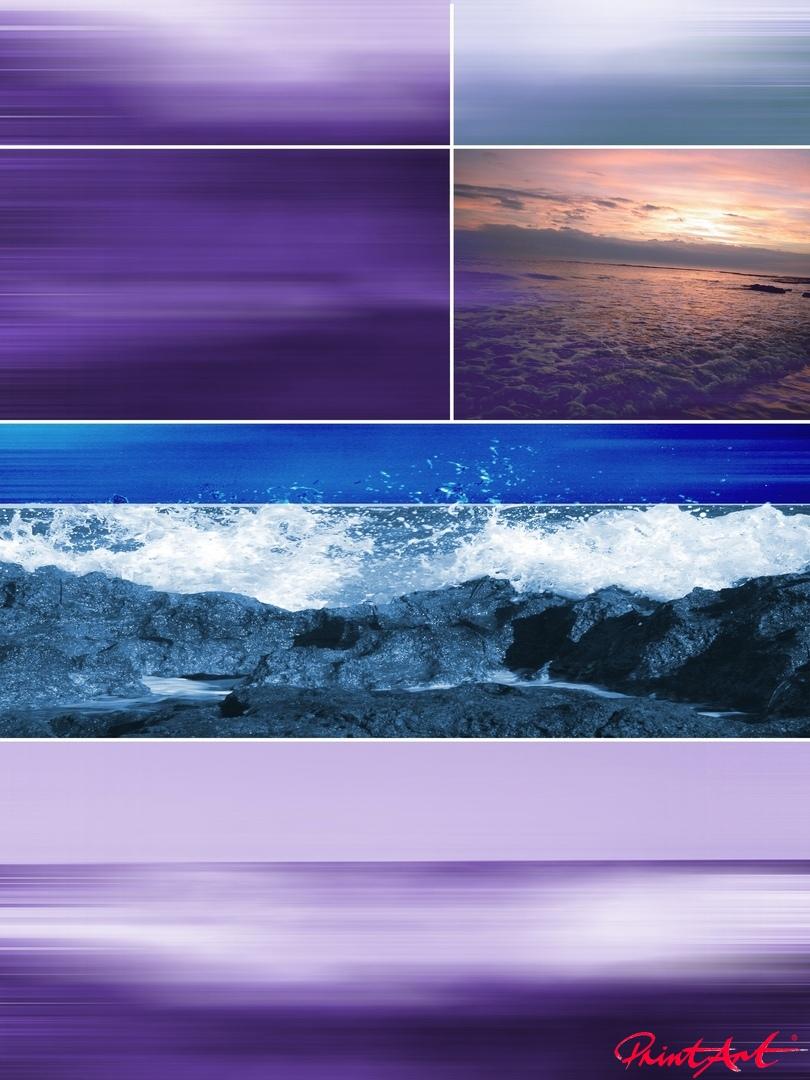 Strandkomposition Strände