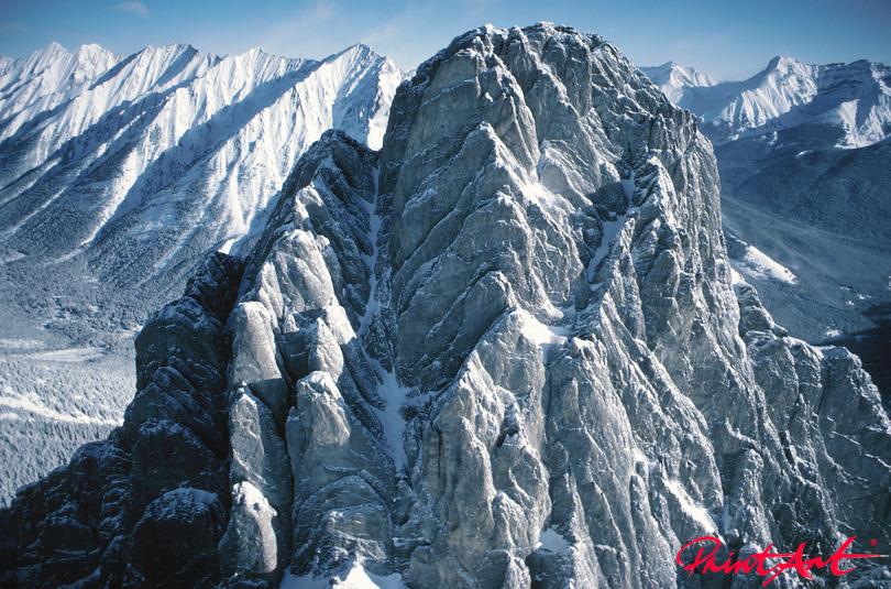 Bergkette Berge