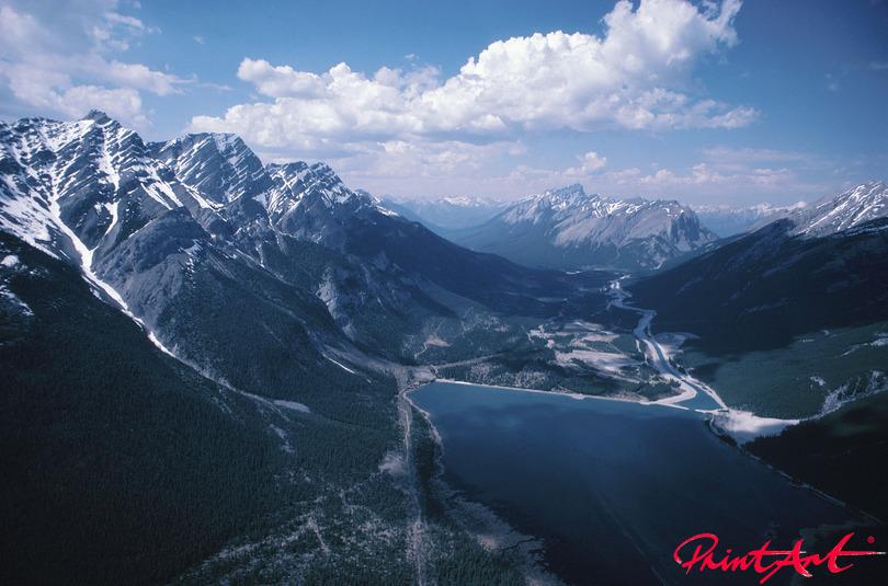 Berge weit und breit Berge