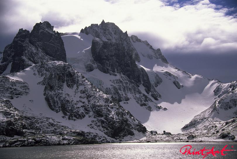 weisse Natur Berge