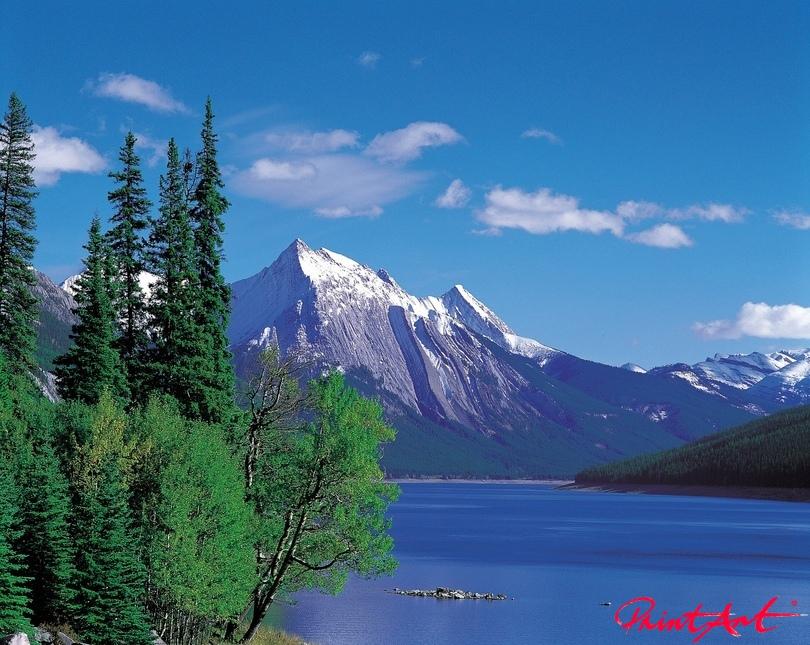 Bergpanorama Berge