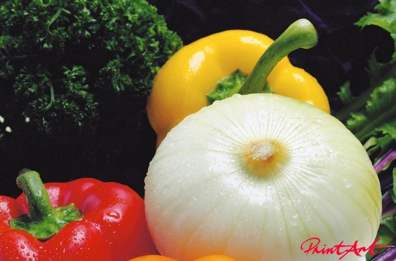 frisches Gemüse Essen
