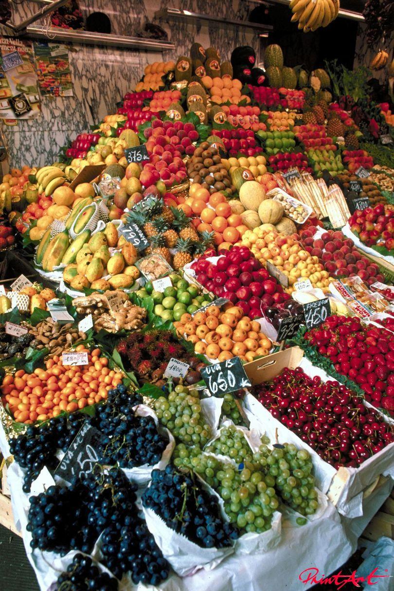 Marktstand Essen