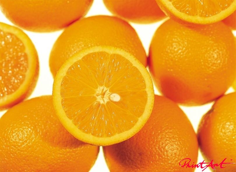 Orangen Essen