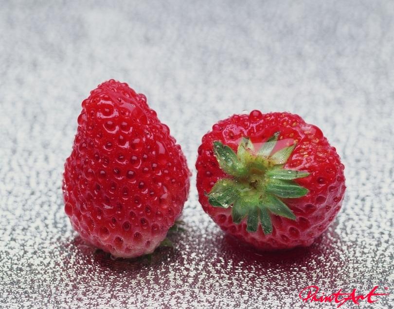 Erdbeer Duett Essen