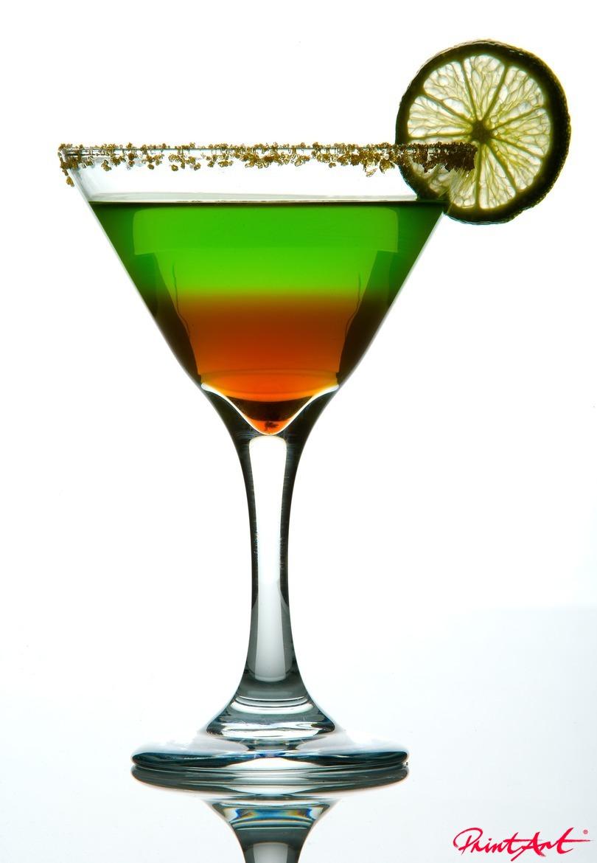 Schichten Trinken