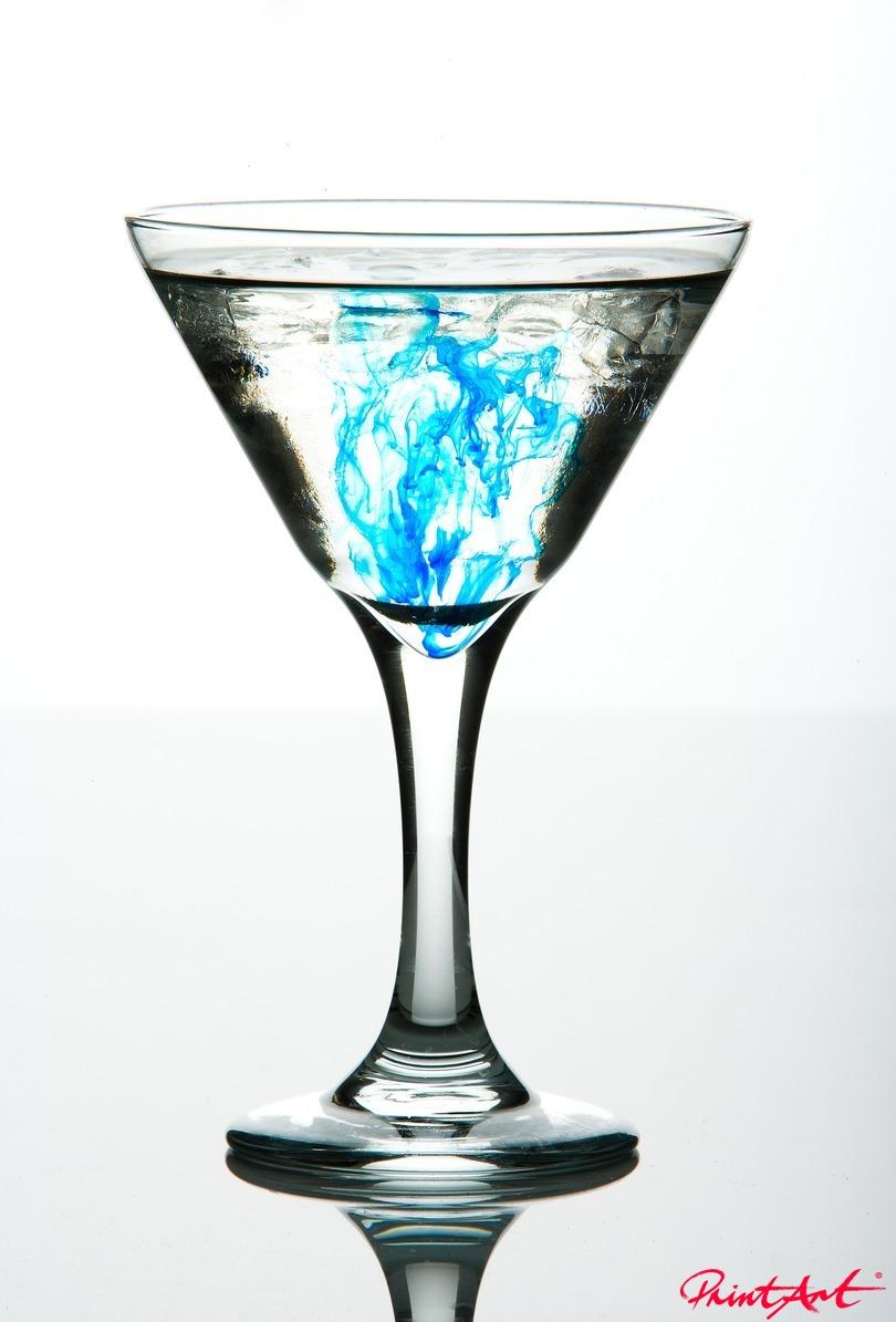 blauer Strudel Trinken
