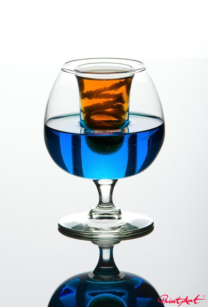 blue special Trinken