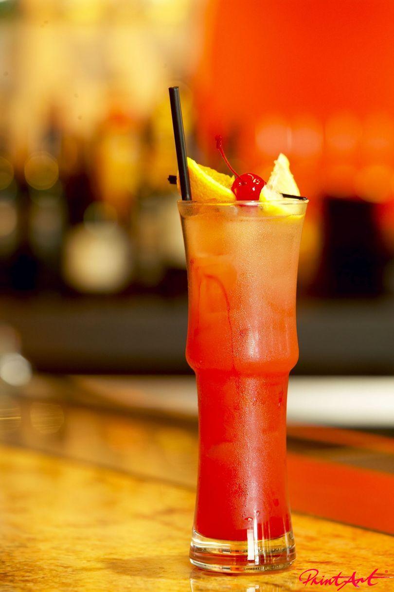 Frucht rot Trinken