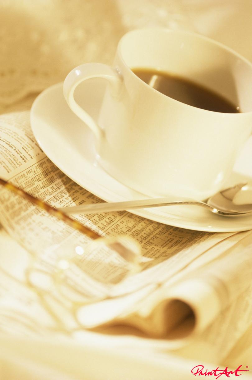 Kaffee Fruehstueck Trinken