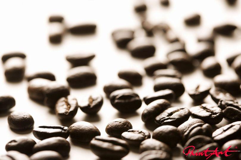 Kaffeebohnen Trinken