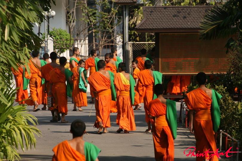 monks Asien