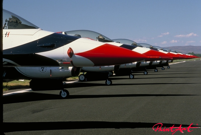 USA Staffel Flugzeuge