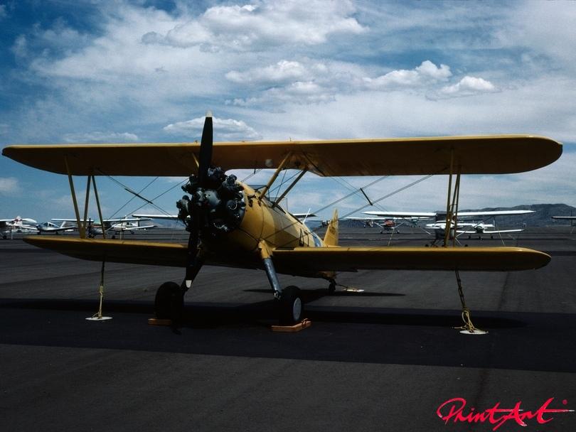 Doppeldecker  Flugzeuge