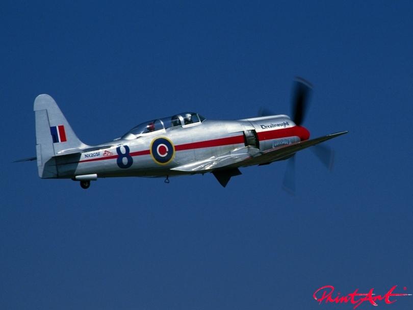 Oldtimer Luftaufnahme Flugzeuge