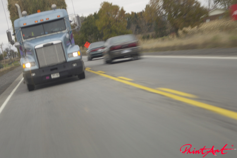 Verkehr Trucks