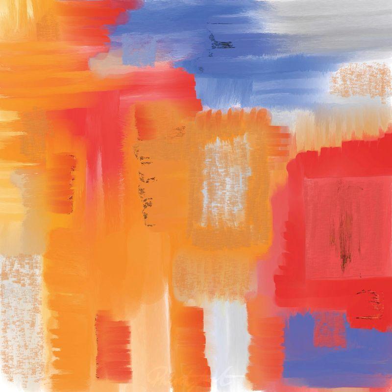 Farbfelder I