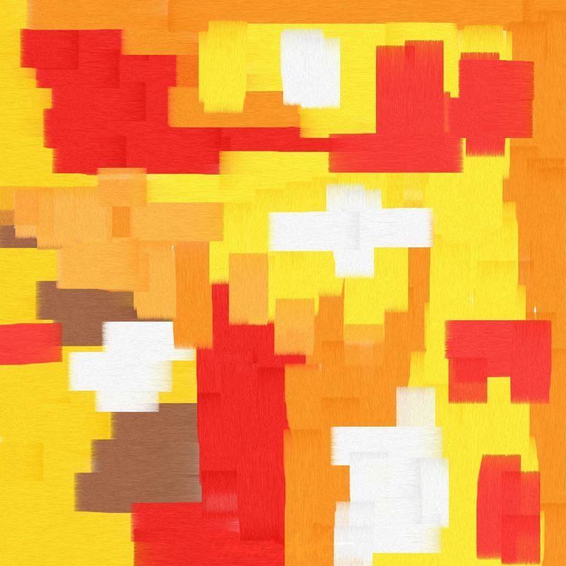 Farbfelder V