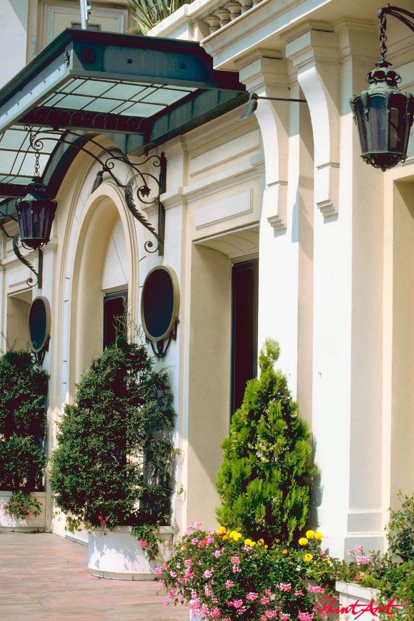 Fassade Frankreich