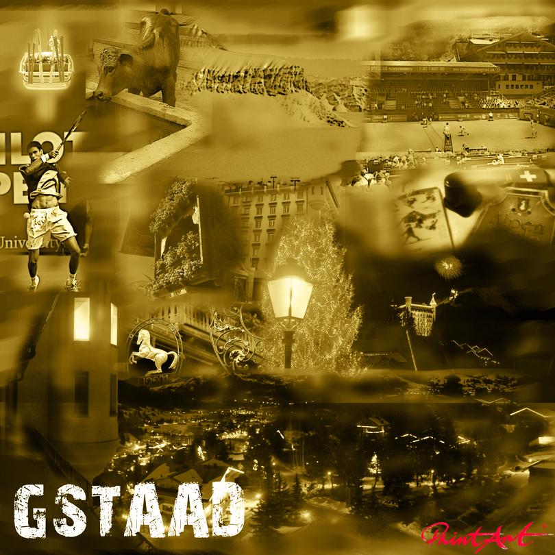 gstaad Switzerland Collagen