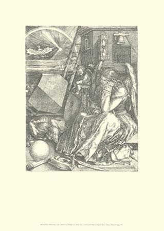 Melancolia I Kunstdruck Adams Emily