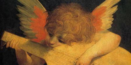 Rosso Fiorentino Kunstdruck Grist P.