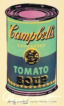 Campbell's Soup II Kunstdruck Warhol Andy