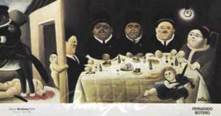 Massacre de los innocentes Det.1 Kunstdruck Botero Fernando