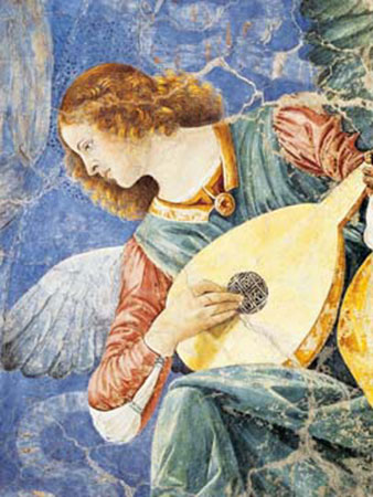 Angelo Musicante Born Oliver