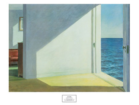 Rooms by the Sea Kunstdruck Hopper Edward
